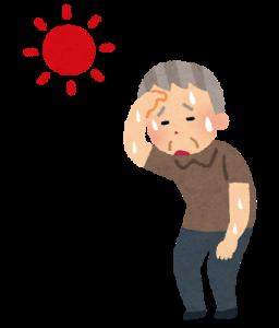 熱中症について